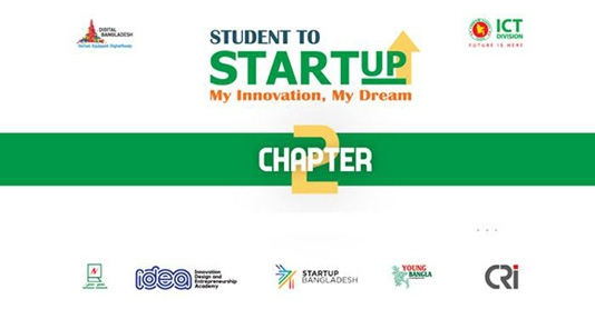 'Student to Start-Up' chapter-2 to kick off Sunday
