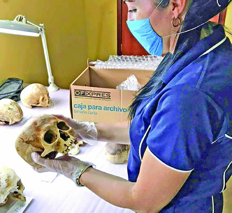 'Body farm' scientists find corpses move