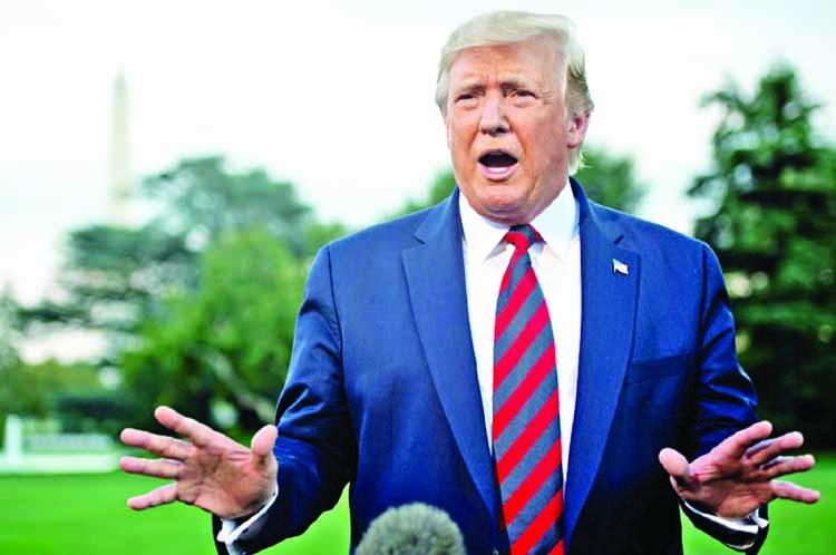Iranian leadership 'wants to talk': Trump