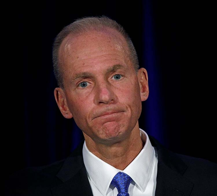Congress wants Boeing CEO to allow employee interviews