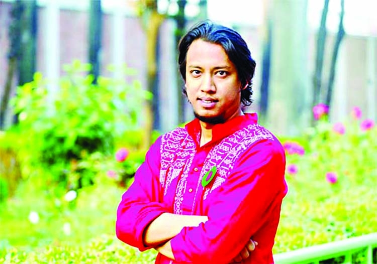 Singer Monir Baula works for folk songs