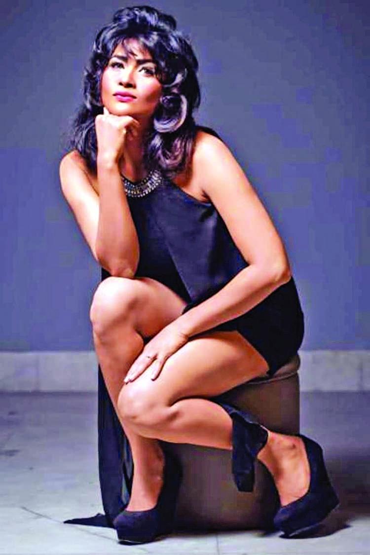 Biman hijack bid: Film actress Shimla quizzed