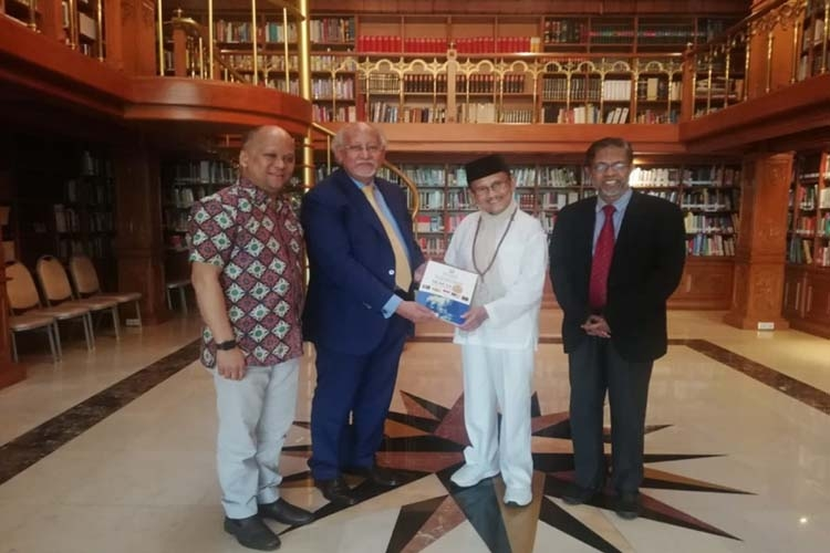 Dr B J Habibie --- a dreamer of South Asian regional cooperation