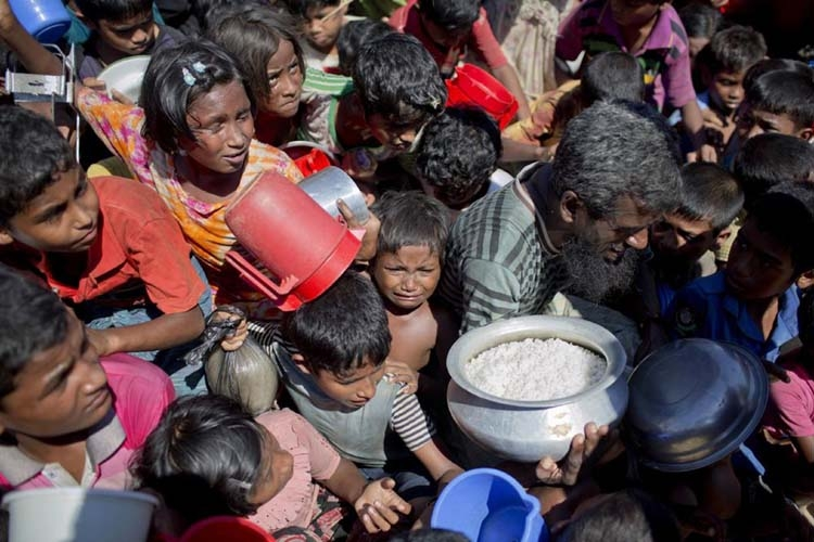 Kudos to foreign minister's firm stand on Rohingya crisis