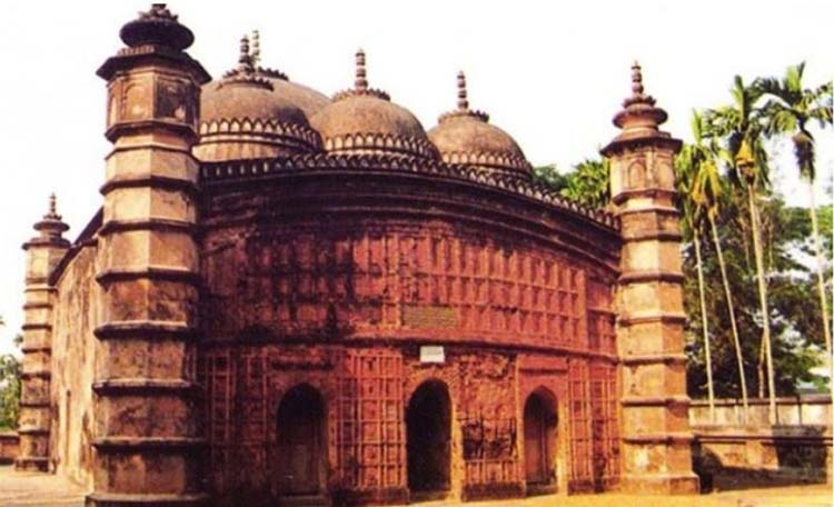 Kutub Shahi Masjid in Kishoregonj