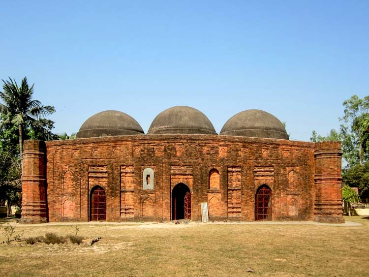 Kherua Masjid: One of the Mughal era Mosque