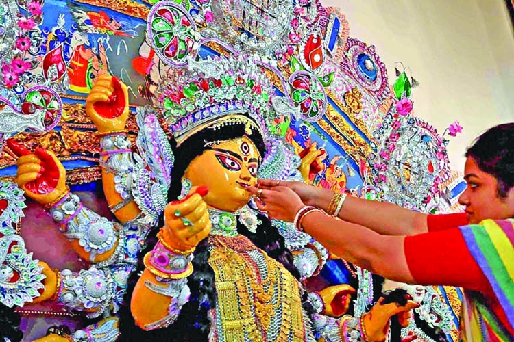 Durga: A symbol for women's empowerment