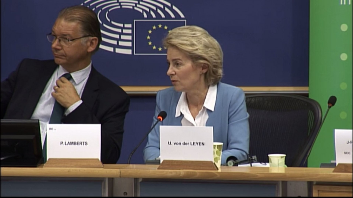 EU parliamentarians call for more efforts in bloc's fight against climate change