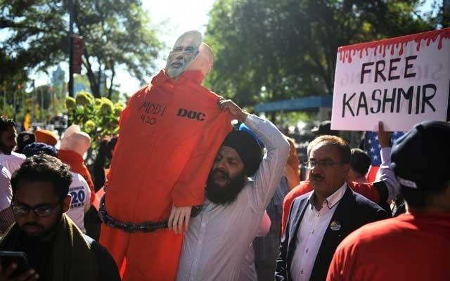 Kashmiri prisoners sent far from home