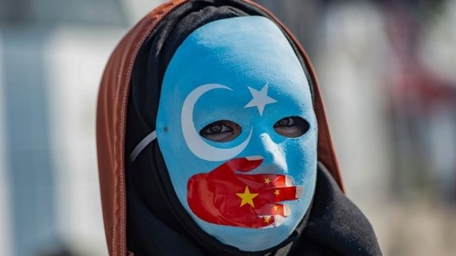 US blacklists China entities over 'Uighur abuse'