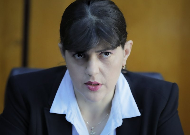EU's Chief Prosecutor Kovesi vows not to bend under pressure