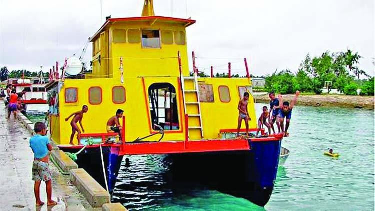 Overloaded Kiribati ferry where 95 died had drunk crew