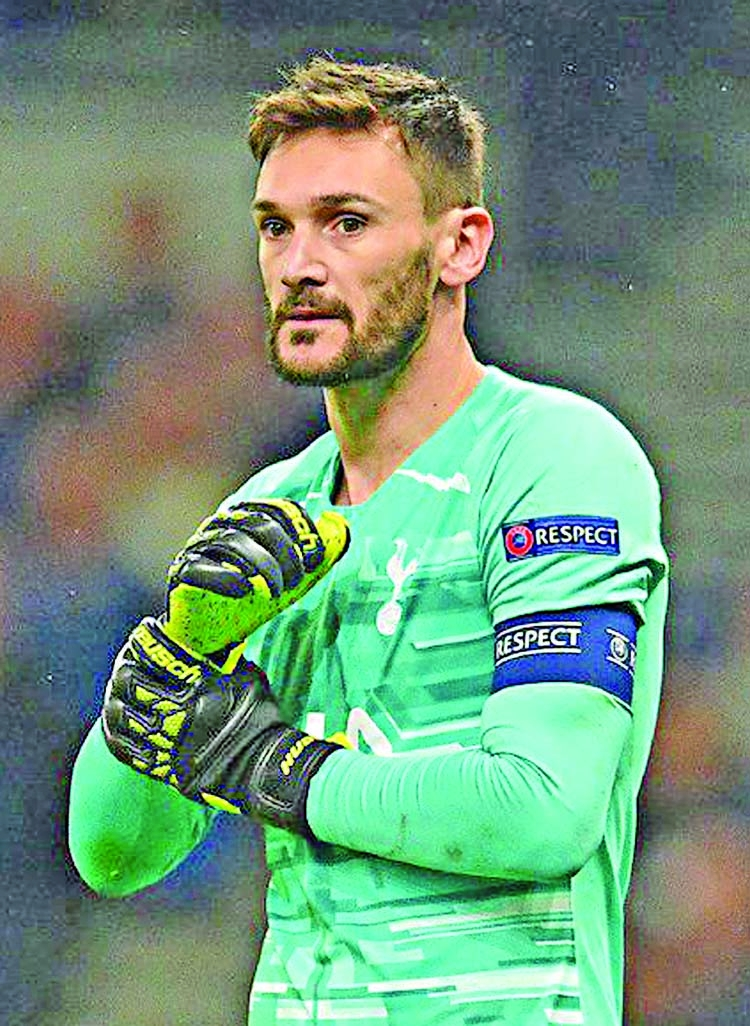 Lloris ruled out for rest of 2019