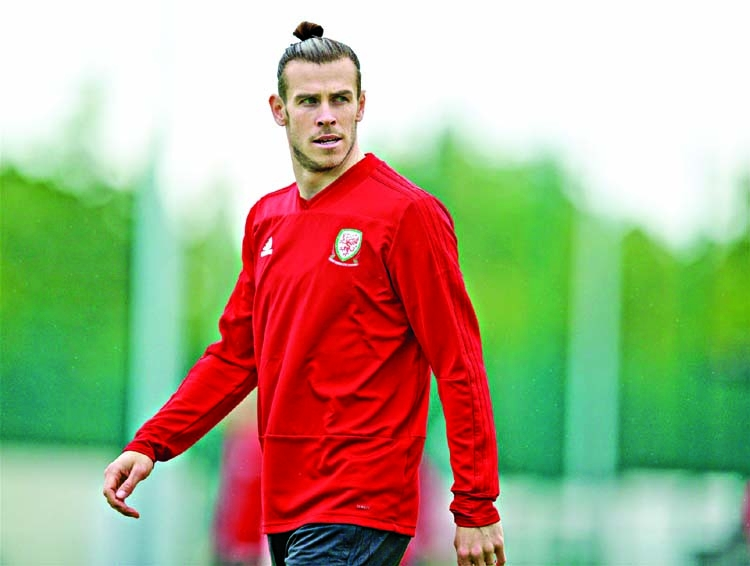 'Angry Bale wants to leave Madrid'