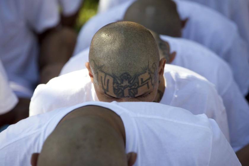 El Salvador begins mass trial of alleged MS-13 gang members