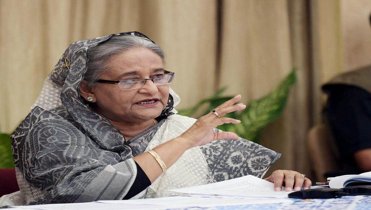 PM sees new momentum in Dhaka-Delhi ties through her visit
