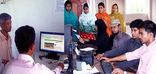 Rural people reaping benefits of digitisation in Rangpur