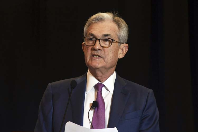 Powell sees cooler US hiring in possible hint of rate cuts