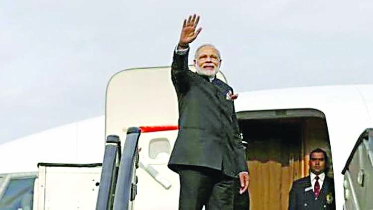 Modi's special aircraft landing next June, may be called Air Force One