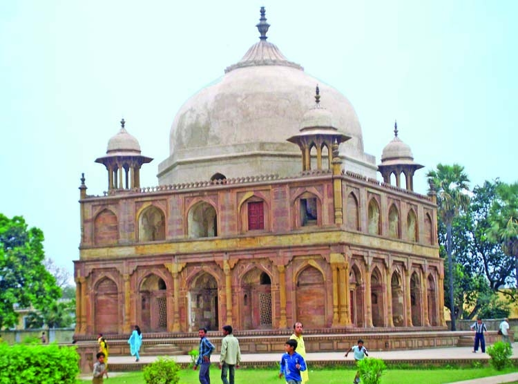 The forgotten Mughal prince