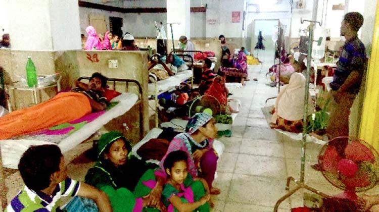 Patients of Joypurhat suffer due to doctors' shortage