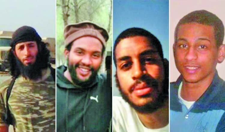 British IS fighters taken into US custody: Trump