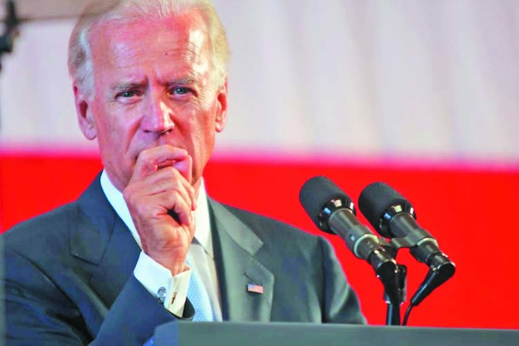For 1st time, Biden declares Trump must be impeached