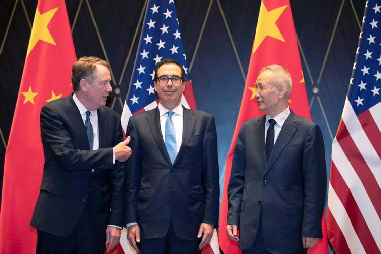 US, China to begin 13th round of trade talks