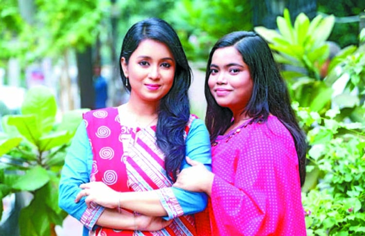 Mili to share screen with Rongon in 'Athiti'