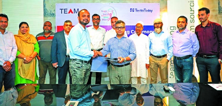 Textile Today, TEAM Group ink MoU