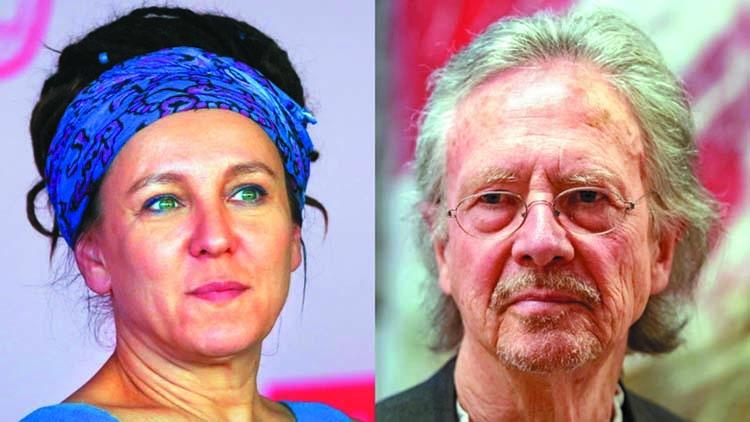 Handke and Tokarczuk win Nobel prizes for literature