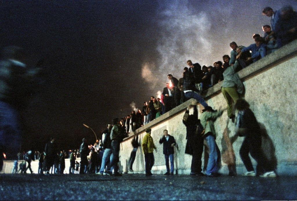 World more divided than ever after Berlin Wall fell: experts