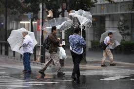 Japan on highest alert as major typhoon expected to hit Tokyo area
