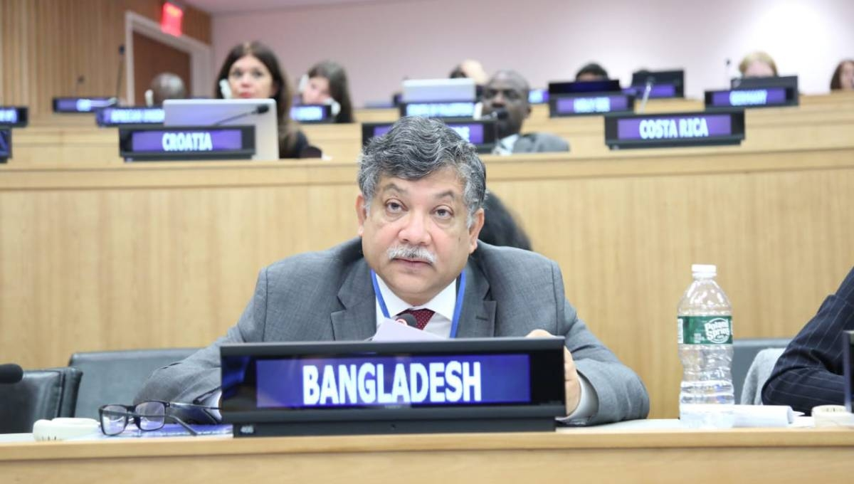 Bangladesh reiterates commitment to protect children's rights