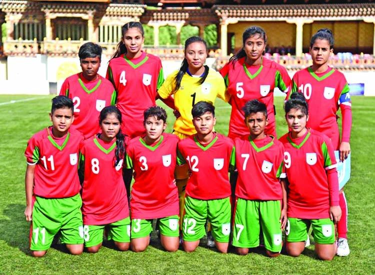 U-15 girls face acid test against India