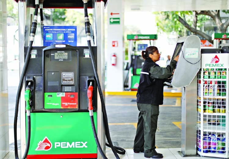 IMF urges Mexico to open up Pemex