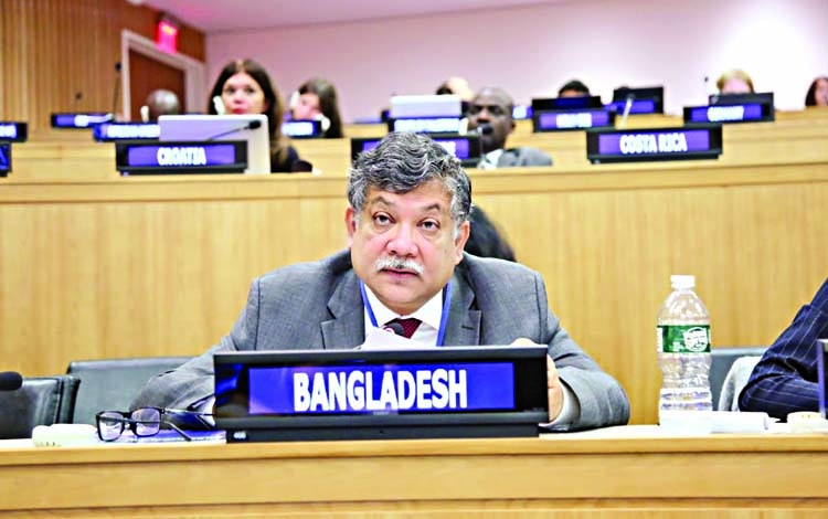 BD tables resolution at UN on natural fibers