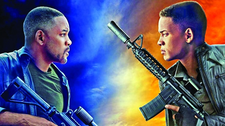 'Gemini Man': Average actioner with way too much Will Smith
