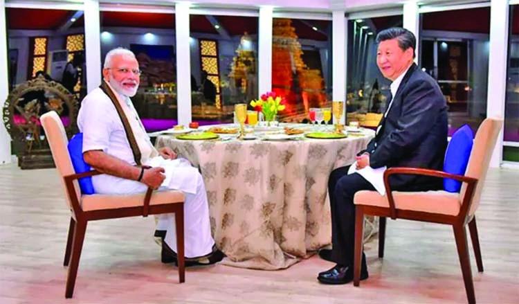 Dragon and elephant dance correct choice for China, India: Xi