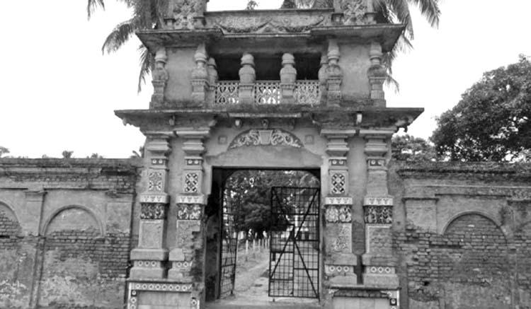 Gangatia Zamindar Bari in Kishoregonj