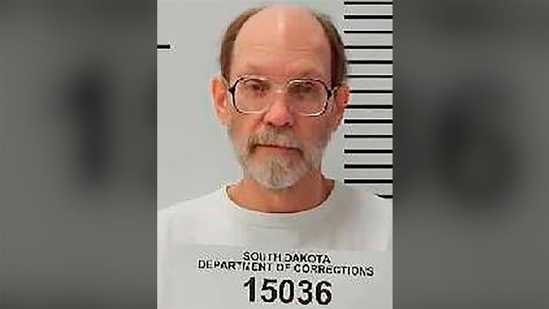 Execution looms for South Dakota man in co-worker's stabbing