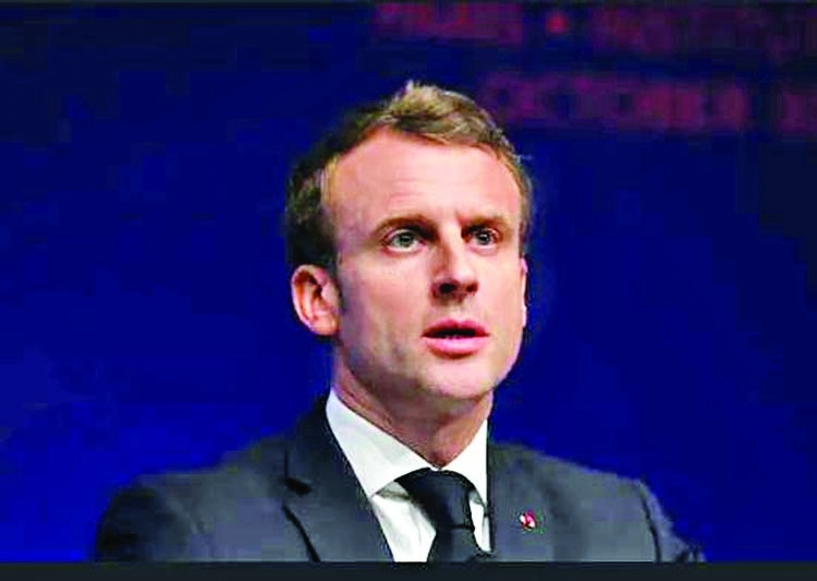 French leader to raise 'taboo' topics in China