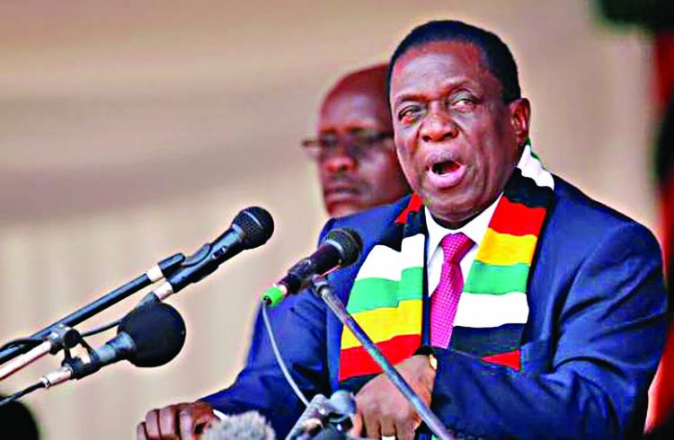 Zimbabwe police approve public sector protest