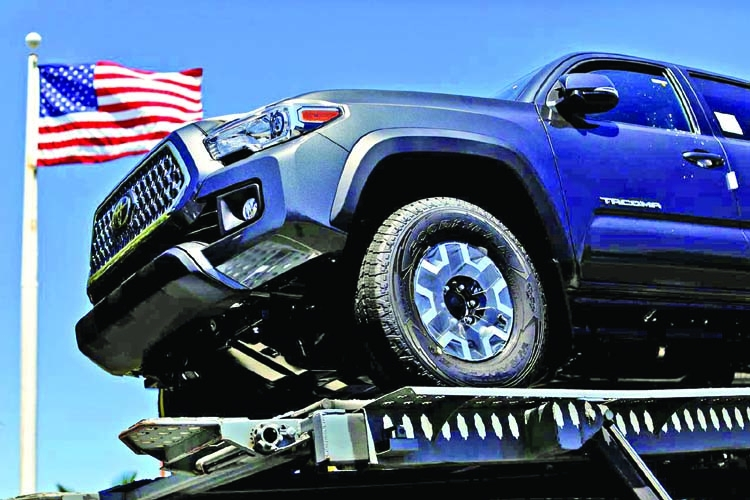 US may not need to impose auto tariffs