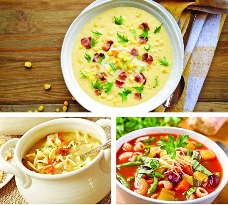 7 amazing soups for soup weather