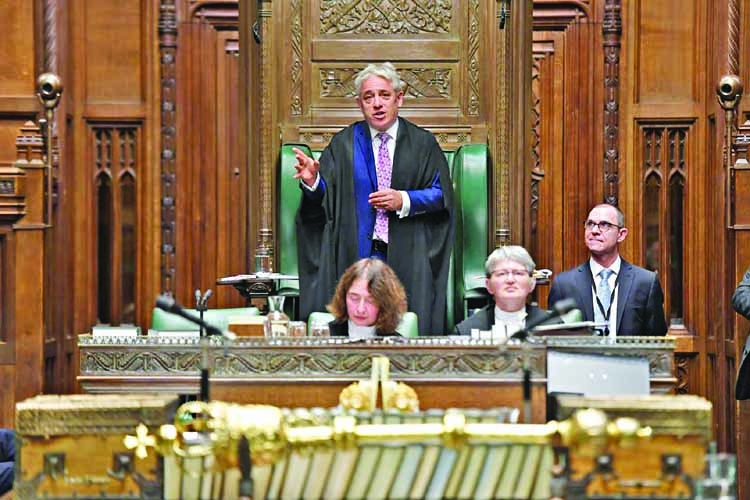 UK to elect new Speaker for Brexit hot seat