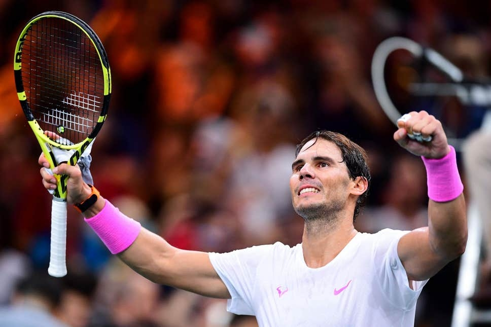 Rafael Nadal returns to top of ATP rankings