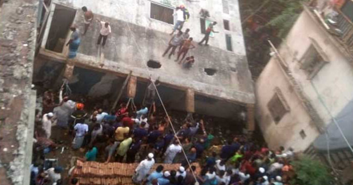 Narayanganj building collapse: Trapped boy found dead