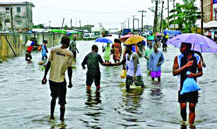 Nigeria issues red alert on flooding