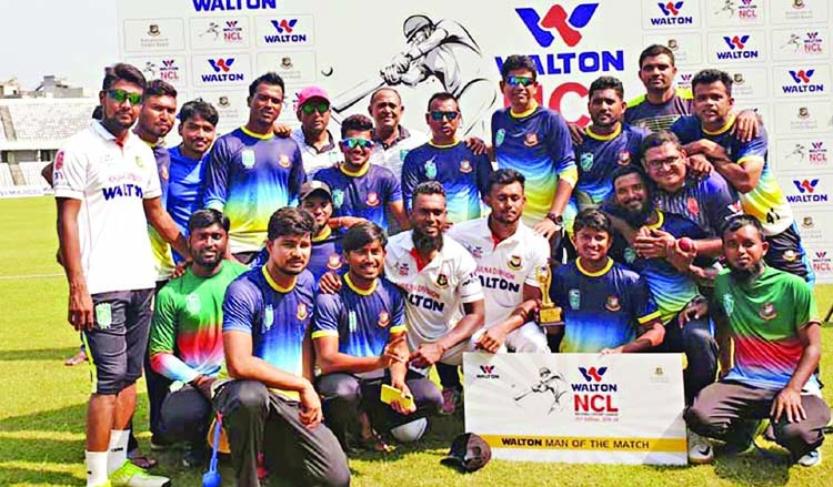 Khulna earn thrilling NCL victory